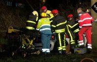 Auto ramt boom Westerhagelaan Breda