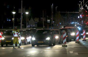 Kruising Hart van Brabantlaan / Ringbaan West week lang zonder stoplichten