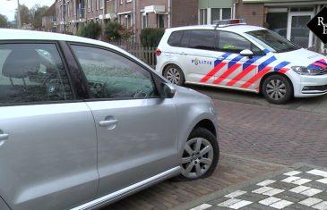 Politie schiet gericht op auto van verdachte in Vlijmen