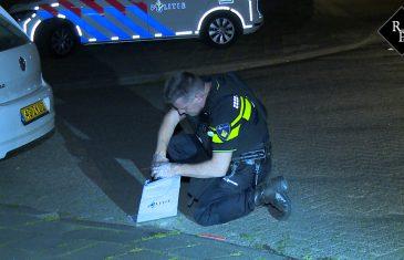 Schietincident Bernard Loderstraat Tilburg