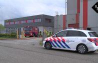 Brand bij Jonker Petfood in Waalwijk