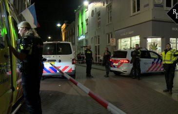 Schietpartij bij ruzie in binnenstad Den Bosch