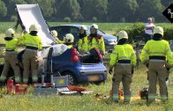 Ongeval op kruising Overlaatweg / Overstortweg Drunen