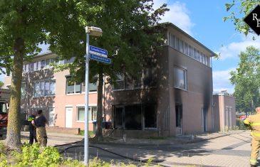 Benedenwoning door brand verwoest Canadasingel Rosmalen