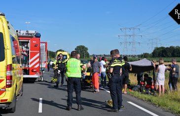 Dodelijk ongeval Burgemeester Bechtweg Tilburg