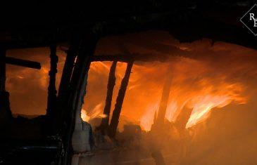 Caravanbrand Vendreef Vlijmen