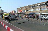 Man veroorzaakt ravage bij ongeval Den Bosch