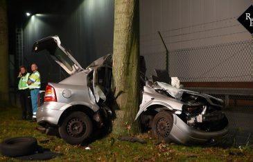 Tilburger (25) overleden bij ongeluk Jules Verneweg Tilburg