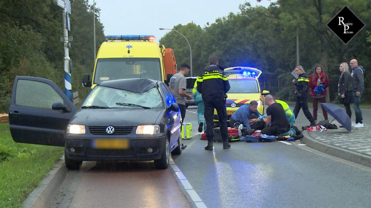 Dodelijk ongeval auto – fietser Abt van Engelenlaan Nieuwkuijk