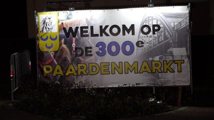 300ste paardenmarkt in Hedel
