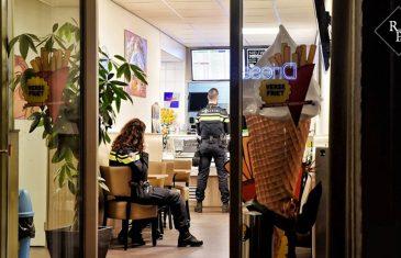Overval op Cafetaria De Wiegelaar in Hilvarenbeek
