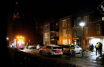 Appartementencomplex ontruimd na keukenbrand