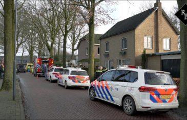 Dode bij woningbrand Deutersestraat Cromvoirt