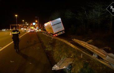 Ongeval A58 Oirschot