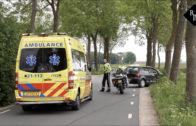 Automobilist verliest macht over stuur en ramt twee bomen Grintweg Rosmalen