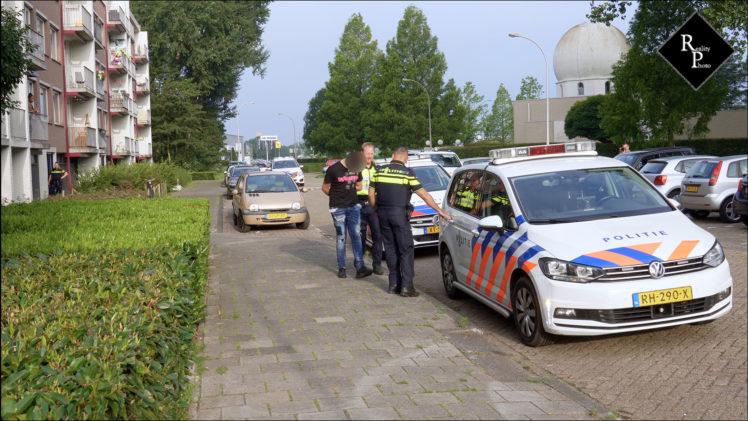 Vijf personen aangehouden voor inbraken Waalwijk