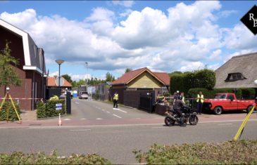 NFI doet reconstructie dodelijk ongeval Bosscheweg Drunen